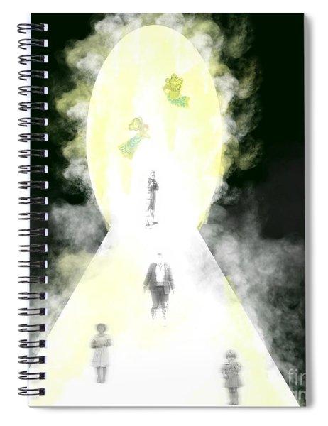 Death's Door Spiral Notebook