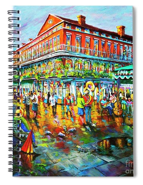 Decatur Evening Spiral Notebook