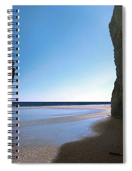 Decent Exposure Spiral Notebook