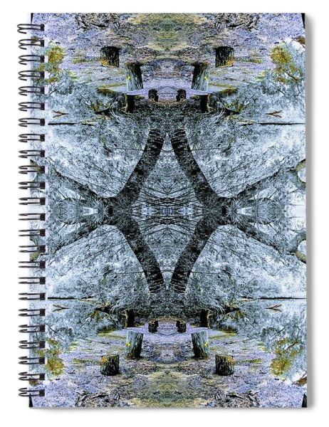 Deciduous Dimensions Spiral Notebook