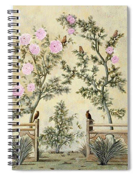 Decorazione Orientale Spiral Notebook