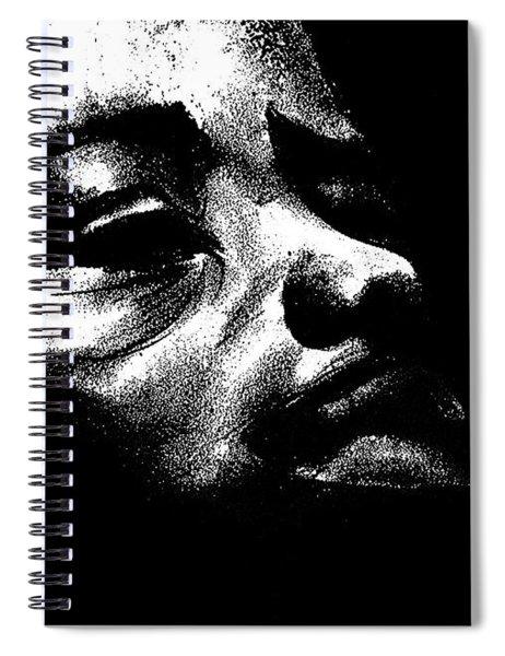 Deep  Sorrow  Spiral Notebook