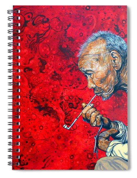 Deep Thoughts Spiral Notebook