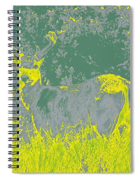 Deer #2 Spiral Notebook