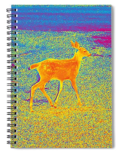 Deer #6 Spiral Notebook