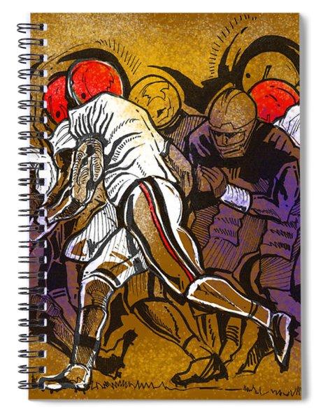 Defense Spiral Notebook