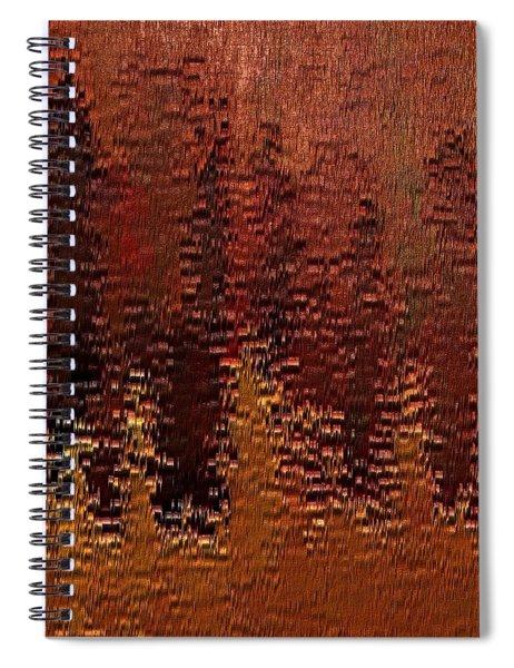 Degradation Spiral Notebook