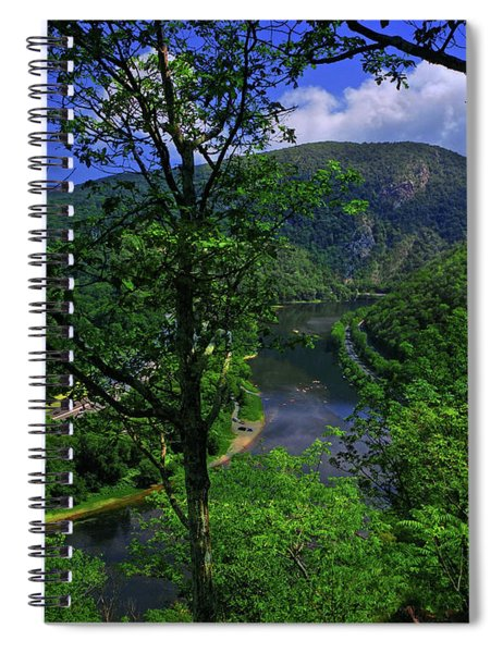 Delaware Water Gap Spiral Notebook