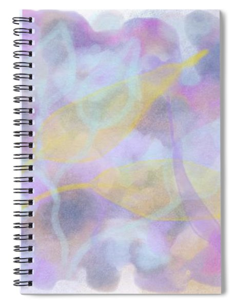 Delicacy Spiral Notebook