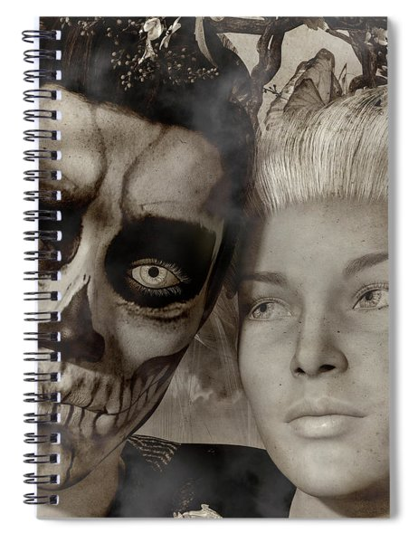 Deliverance Spiral Notebook