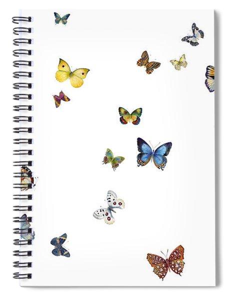 Delphine Spiral Notebook