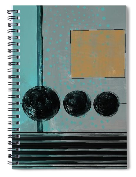 Delusion Bubbles Spiral Notebook