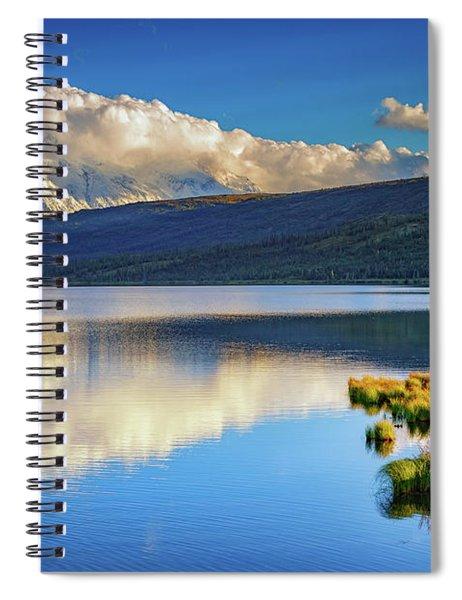 Denali Reflections Spiral Notebook