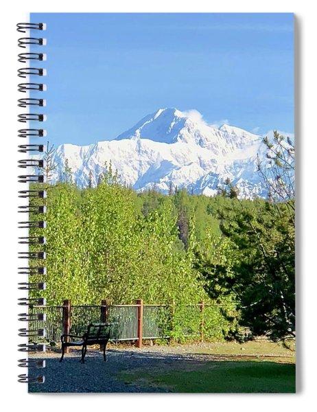 Denali Spiral Notebook
