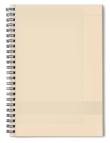 Department Spiral Notebook