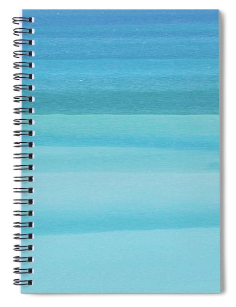 Depth Perception Spiral Notebook