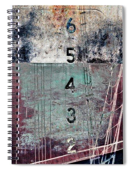 Depth Perception Spiral Notebook