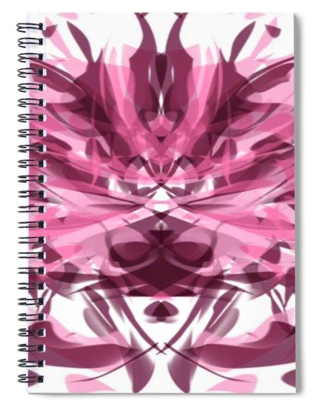 Derby Debutante Spiral Notebook