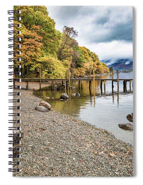 Derwent Jetty Spiral Notebook