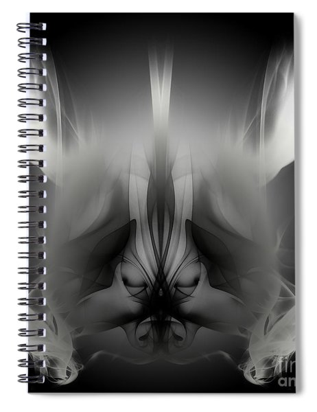 Descent Spiral Notebook