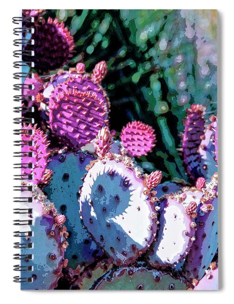 Desert Blush Spiral Notebook