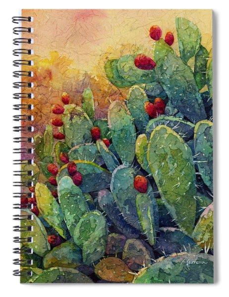 Desert Gems 2 Spiral Notebook