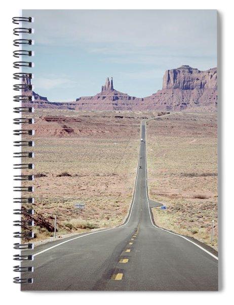 Desert Icons Spiral Notebook