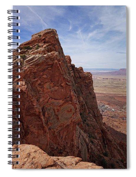 Desert Magnificence Spiral Notebook