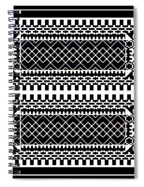 Design1_16022018 Spiral Notebook