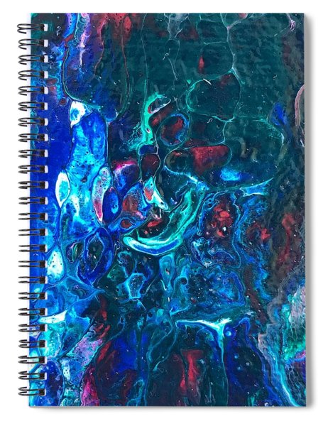 Detail Of 2001 Hardy 2 Spiral Notebook