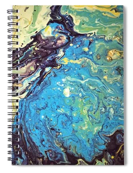 Detail Of Conjuring 2 Spiral Notebook