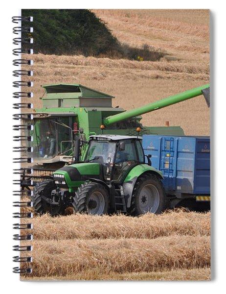 deutz-Fahr Spiral Notebook
