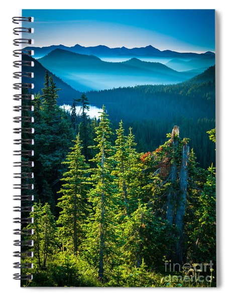 Dewey Lake Spiral Notebook