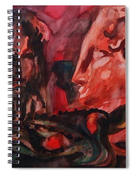 Dialogo Silenzioso Spiral Notebook