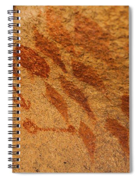 Diamond Pictographs Spiral Notebook