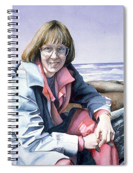 Diane Spiral Notebook