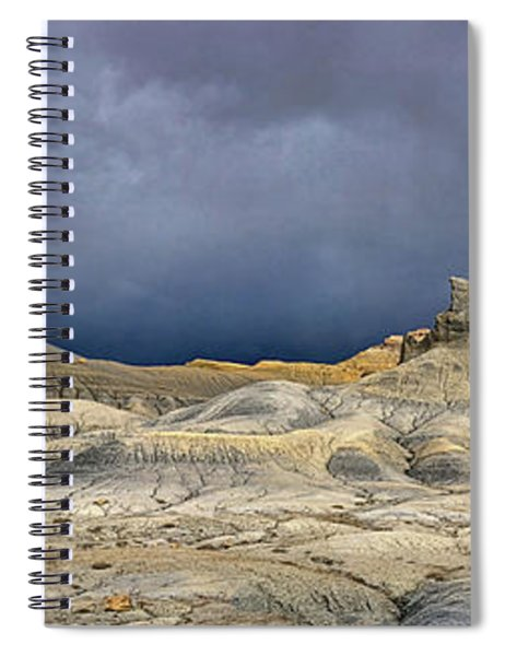 Dicey Weather Spiral Notebook