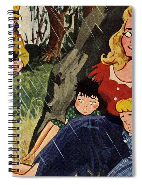 Dick Tracy Spiral Notebook