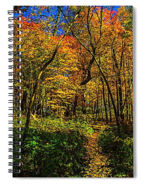 Did You Bring The Breadcrumbs? Spiral Notebook