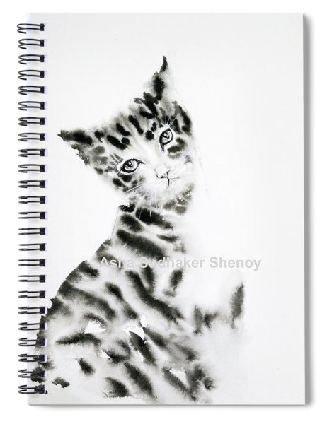 Did You Call Me? Spiral Notebook