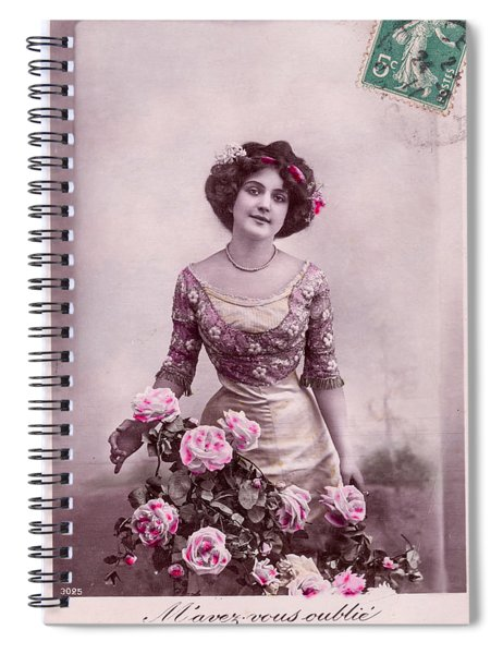 Did You Forget Me Spiral Notebook