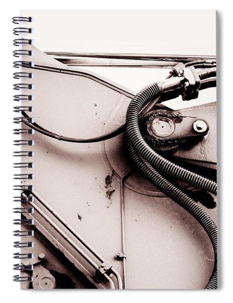 Dig Doug Spiral Notebook