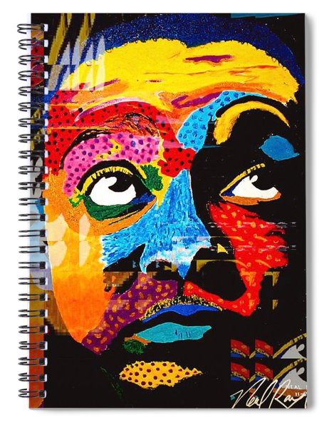 Digital Wynton Marsalis Spiral Notebook