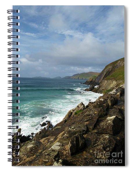 Dingle Bay, Ireland Spiral Notebook