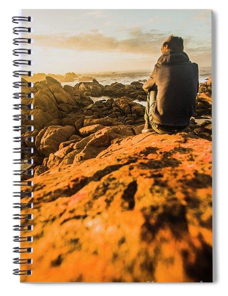 Discovering Wonderful Tasmania Spiral Notebook