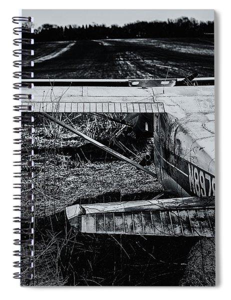 Distant Horizons Spiral Notebook