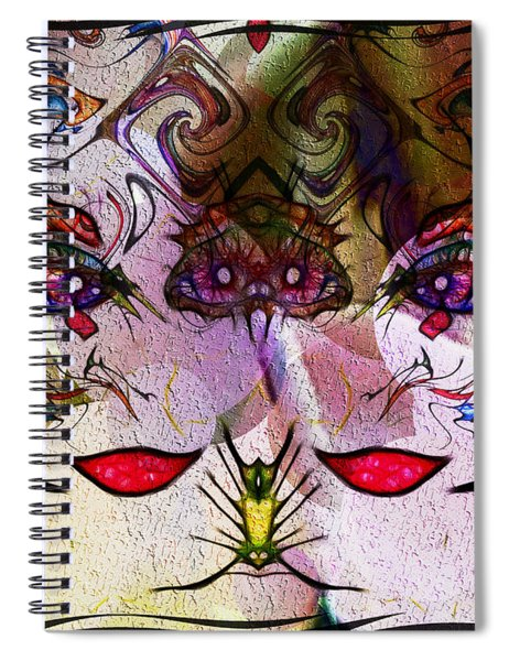 Diva Duo Spiral Notebook