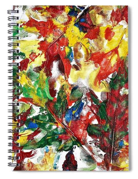 Diversity Of Colors Spiral Notebook