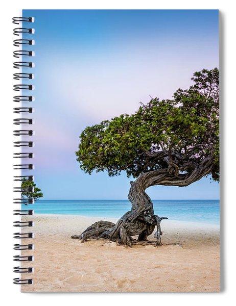 Divi-divi Divi-divi Spiral Notebook