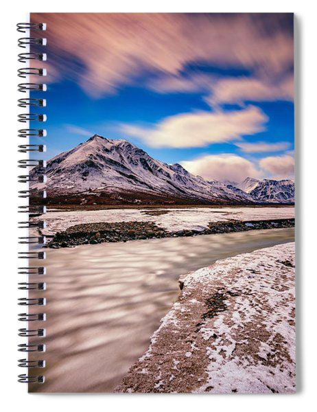 Divide Mountain Spiral Notebook
